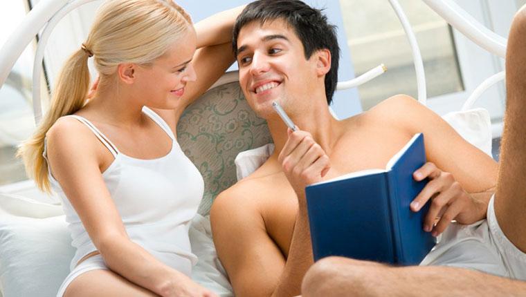 Отношения мужчины секс