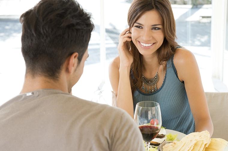 Первое знакомство с женщиной
