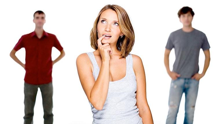 Любые мужчины приходят в жизнь женщины неспроста!