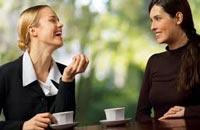 Как завязать беседу в незнакомом обществе?