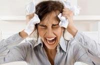 Негативные эмоции вызывают болезни