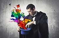 Воздействие цвета на психику человека