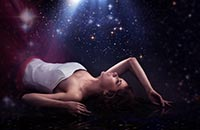 Осознанные сны: техника исполнения желаний