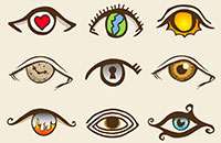 тесты в картинках на личность