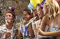 В какой компании психологи не советуют встречать Новый Год?