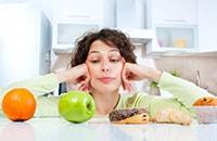 Как похудеть с помощью мысли?