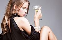 Характер женщины по алкогольному напитку