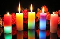 Как цвет свечей влияет на их энергетические свойства?