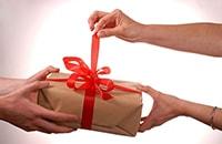 Какие подарки не стоит принимать?