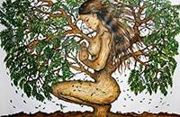 Какой чудодейственной силой обладают деревья?