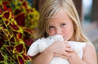 Повышенная тревожность у ребенка