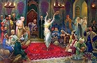 Притча «Четыре жены султана»