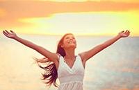 Упражнение для утренней настройки на позитивные вибрации