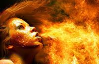 Энергетическая техника «Дыхание огня»