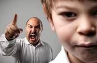 Как перестать кричать на ребенка?