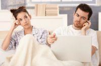 Что делать, если муж - трудоголик?