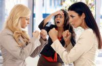Как выдержать женскую конкуренцию?