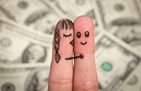Любовь и деньги: скряги против транжир
