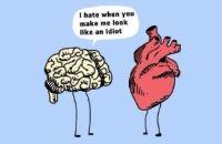 Необычный тест: определите взаимосвязь своего сердца и головы