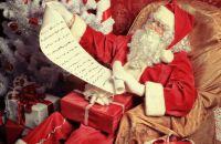 Пройти интересный шуточный онлайн тест «Письмо Деду Морозу»