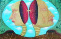Тест на синхронность работы полушарий мозга
